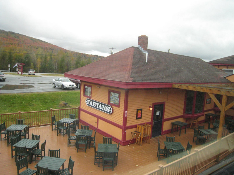 Fabyan's Station - Conway Scenic Railway Trip, New Hampshire