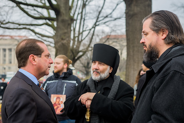 Orthodox March for Life 2019