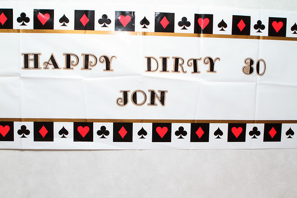 Jon's 30th Birthday