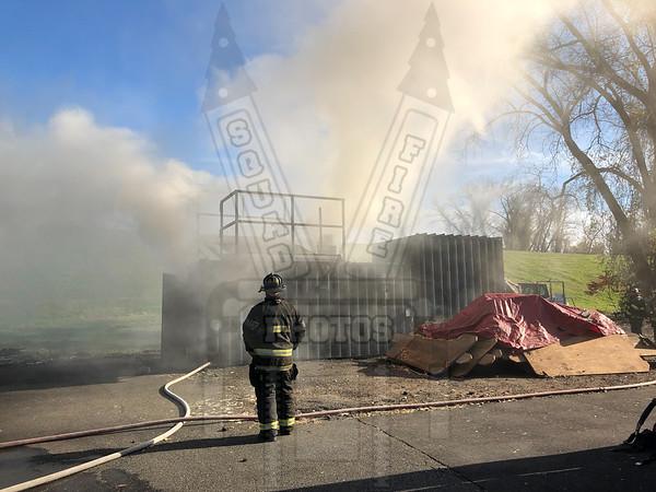 Hartford, Ct. fire training 11/9/18