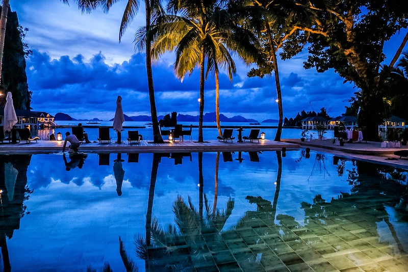 Luxury Resort on Lagen Island