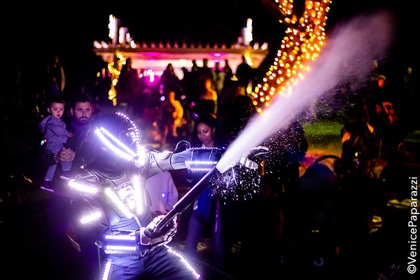 12.31.18 . Marina del Rey's New Year's Eve Fireworks and Glow Party.  Event Photos