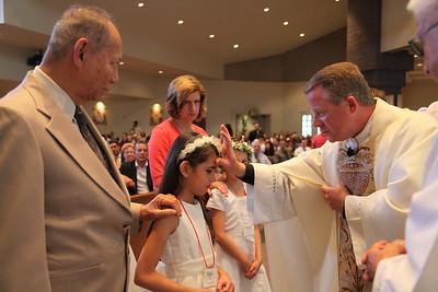 Communion/Confirmation 2012