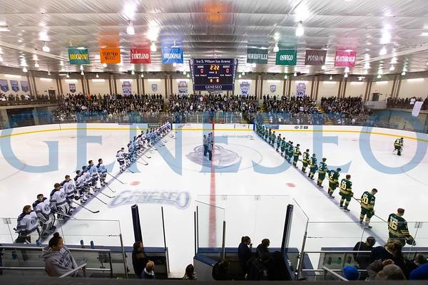 Ice Hockey vs. Oswego