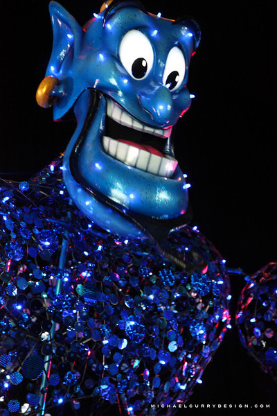 Disney World of Color genie 1.JPG