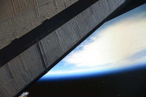 Space Shuttle Atlantis Exhibit @ Kennedy Space Center
