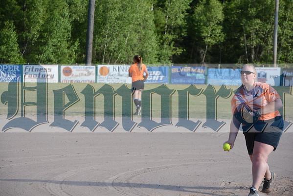 VanKeuren's vs M&L softball