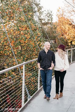 Leigh + Kyle Fall 20