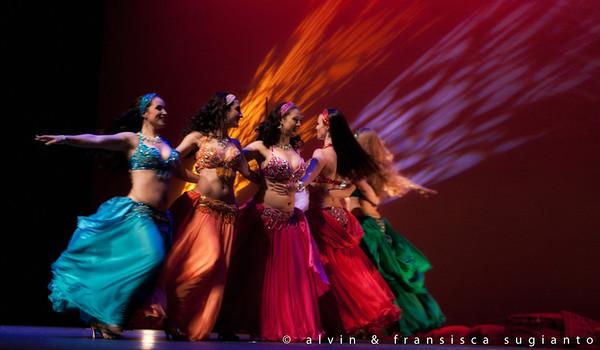 Jillina's 2nd Annual Al Dunia Showcase