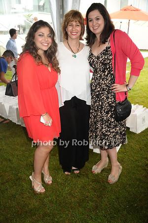 Ally Zarin, Lisa Wexler, and Joanna Wexler photo by Rob Rich/SocietyAllure.com © 2013 robwayne1@aol.com 516-676-3939
