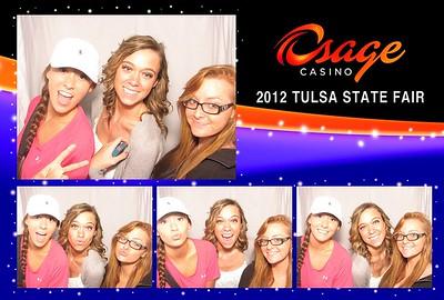 Osage Casino Tulsa State Fair Week 2