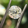 2.13ct Antique Cushion Cut Diamond GIA K SI1 23
