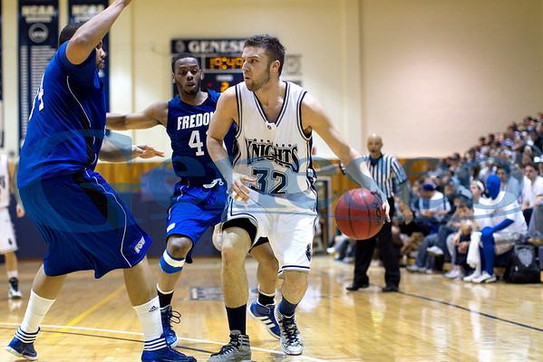 Men's Basketball Playoffs vs. Fredonia