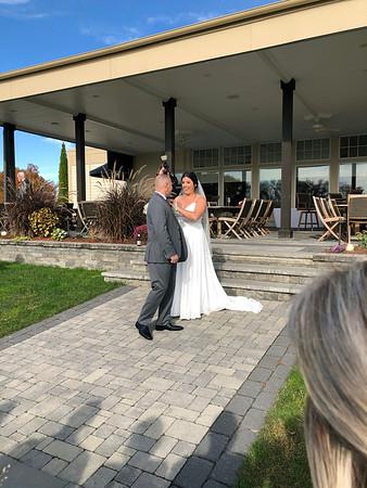 Trisha & Mikes Wedding Day