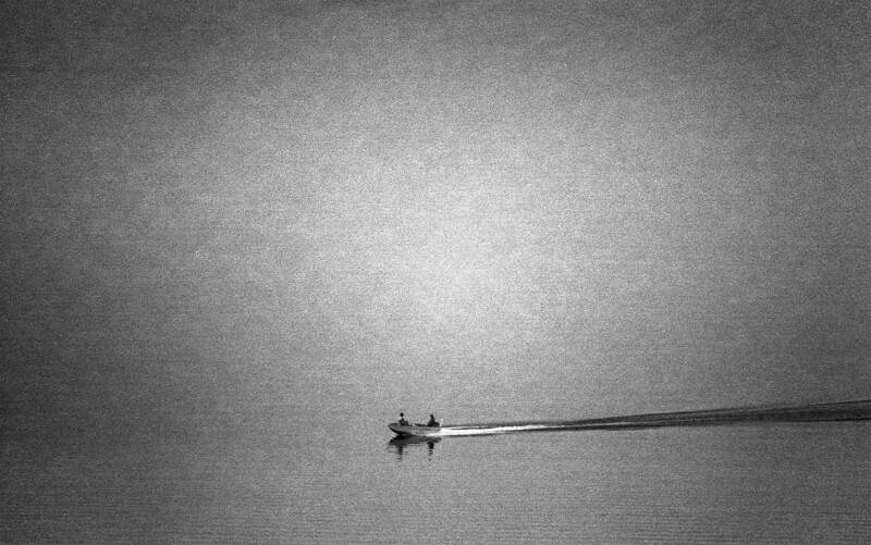 Wake - Lake Ontario, Canada - Summer 1987