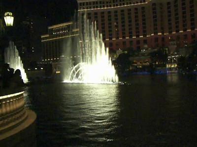 2009 September - Fountain At Bellagio - Las Vegas