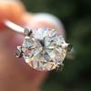 1.31ct Old European Cut Diamond GIA K, SI1 6