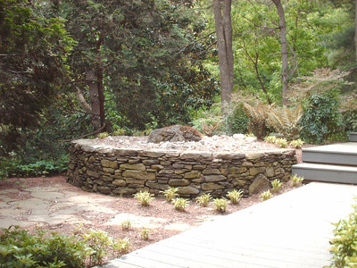 Retaining Walls, Lattice, Fences