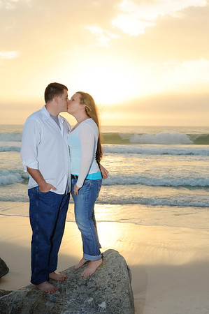 Tim and Nicole.  Panama City Beach.