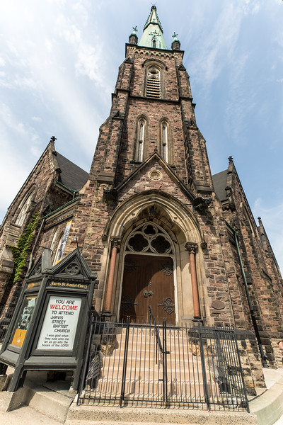Jarvis Street Baptist Church