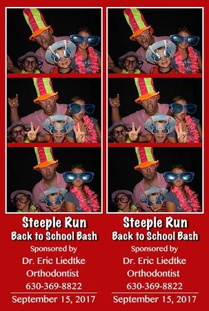 Steeple Run B2School Bash 17