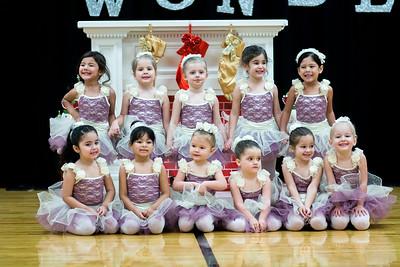 Thursday 1:00 3-4 Ballet, Tap and Tumbling