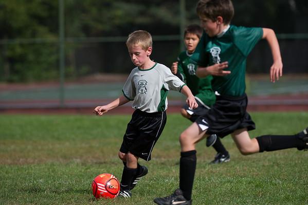 Dynamos, Soccer, 9-18-11