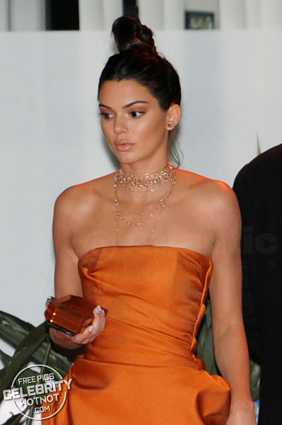 Kendall and Kylie Jenner After-Party Sister Date!