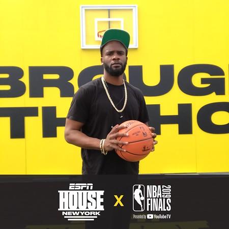 ESPN House New York NYC Pod 2 Photos