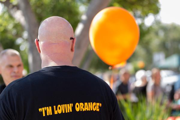 2017-09-10 Orange Opening Day