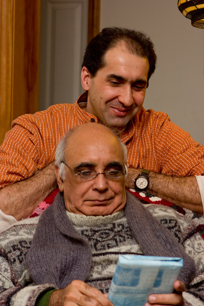 Niranjan and Kumar.