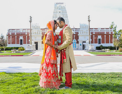 Pallavi + Nakul Wedding