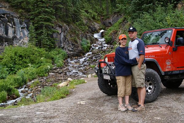 July 11 & 12, 2007 - Colorado Jeeping