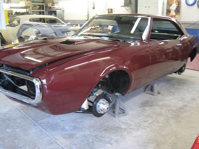 '67 Firebird