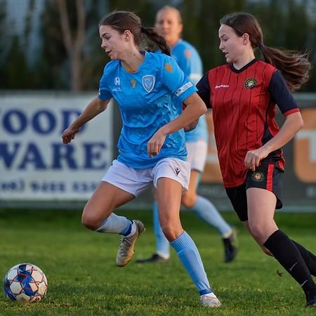 Murdoch University Melville FC v Perth SC