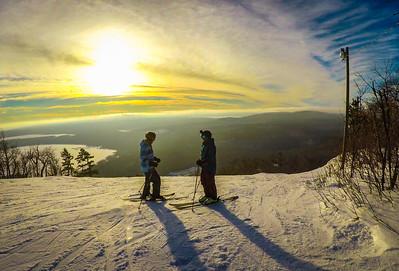 Starting the Season at Mount Bohemia