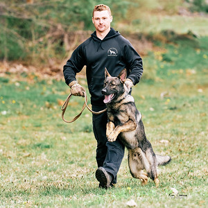 K-9 and Handlers