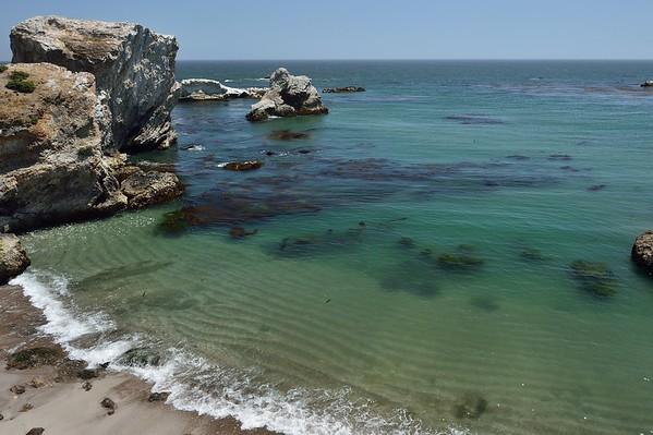 Santa Barbara to Cambria May 20