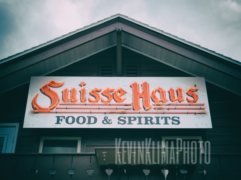 Suisse Haus Food & Spirits