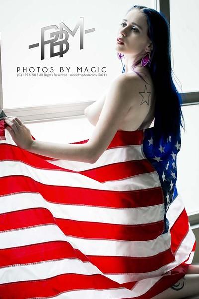 Photoshoot w/Chelsea Christian (July 2013)
