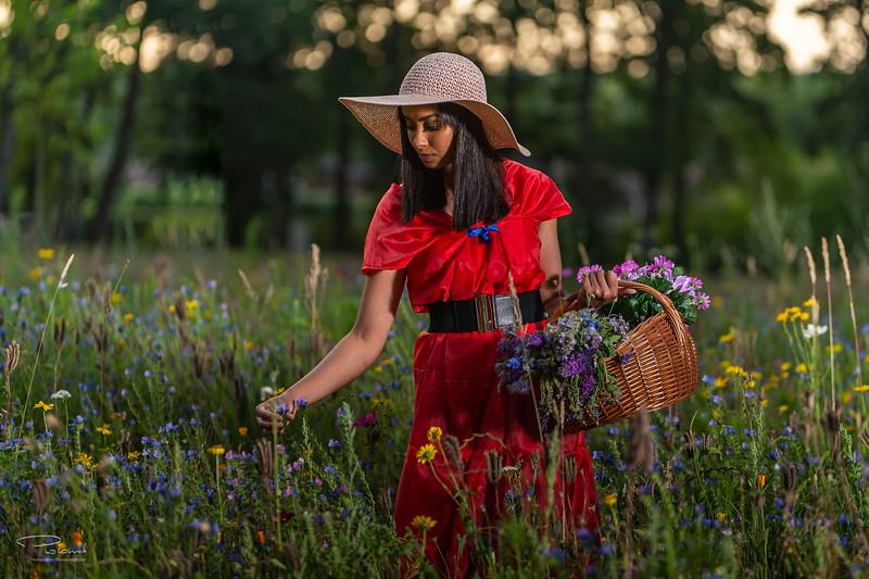 Model: Nina Almo MUA: Nina Almo
