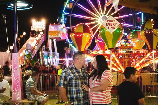 Fun at the county fair!