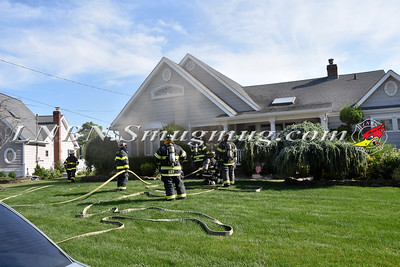 Massapequa F.D. House Fire 10 Harbor Place 7-13-15