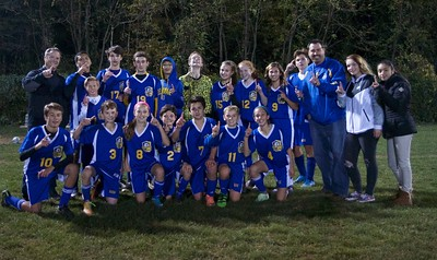 District Soccer Champions