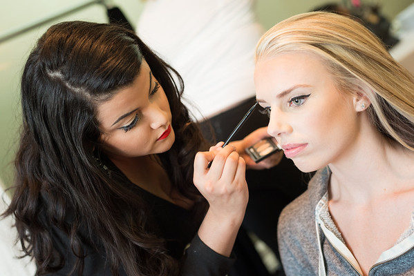DWHCS 2014 - Pre Show and Make Up