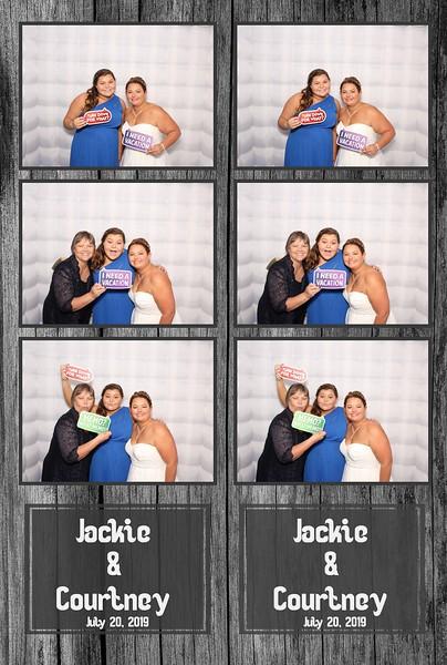 Jackie & Courtney's Wedding (07/20/19)