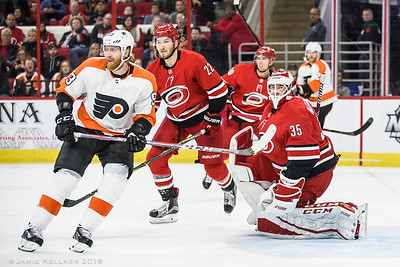 Canes vs Flyers 12.31.18