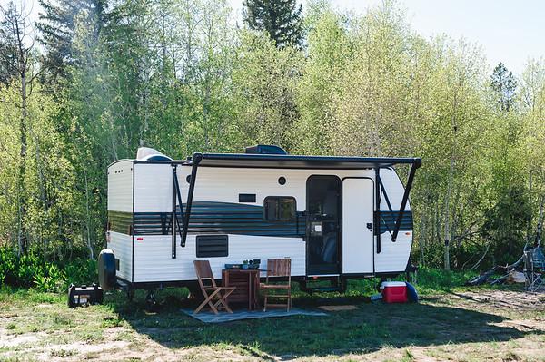Utah Camping Co Bunkhouse