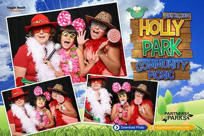 Surrey Parks - Party in the Park - Holly Park