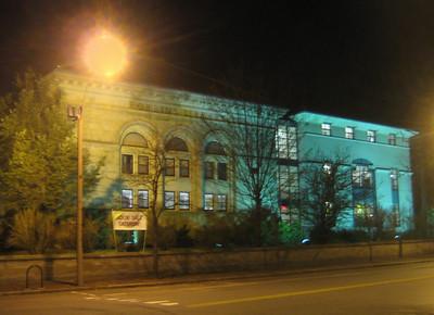 Robbins Library, Arlington
